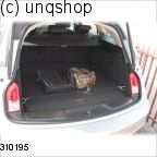 Cargo net Ford C-MAX Mk2