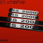 Door sills (RS 2000) Ford Escort Mk7 , only for 5 doors