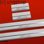 Door sills (Fiesta) Ford Fiesta Mk7 , only for 5 doors Facelift