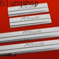 Door sills (Focus) Ford Focus Mk3 , only for Prefacelift