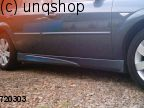 Side skirts Ford Mondeo Mk3