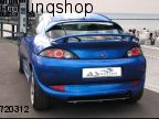 Rear splitter bumper lip spoiler valance add on Ford Puma