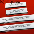 Door sills (VIGNALE) Ford S-MAX MK2