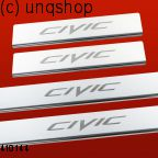 Door sills (Civic) Honda Civic Mk8 , only for Hatchback