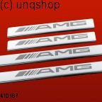 Door sills (Amg) Mercedes A W169 , only for 5 doors