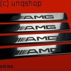 Door sills (Amg) Mercedes C W202