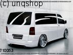 Side Skirts (GTX) Mercedes Vito Mk1 W638