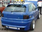 Roof spoiler Vauxhall/Opel Astra Mk3/F/I , only for Hatchback