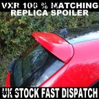 Roof Spoiler (VXR OPC Styling pack) Vauxhall/Opel Corsa D , only for 3 DOORS