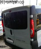 Roof Spoiler Vauxhall/Opel Vivaro MK2 , only for Barn Doors
