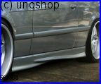Side Skirts (Infiniti) VW Passat B5