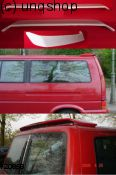 Roof spoiler (with stoplight) VW T4
