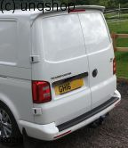 Roof Spoiler (GAR) VW T6  , only for Barn Doors